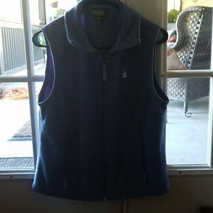Purple L.L.Bean Vest Womens Small